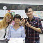 tổng kết lớp học vẽ truyện tranh tại TPHCM 8
