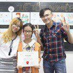 tổng kết lớp học vẽ truyện tranh tại TPHCM 9