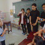 Viện Truyện tranh và Hoạt hình tại trường mầm non 5