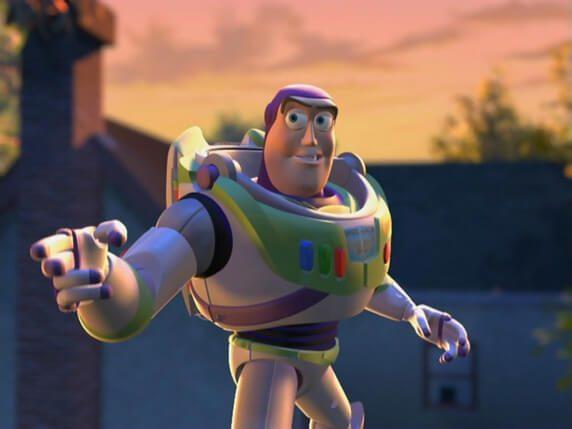 ý kiến từ giới phê bình dành cho phim hoạt hình Pixar Toy Story