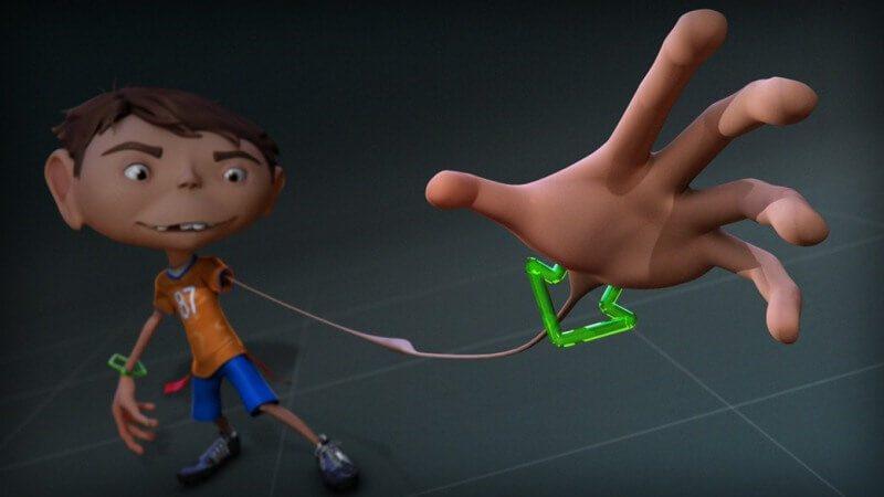 kỹ thuật lắp ráp nhân vật