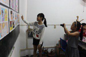 lớp học vẽ manga comics thiếu nhi 1