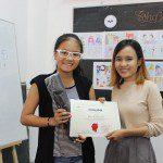 lớp học vẽ manga comics thiếu nhi Khánh Bảo