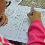 lớp học vẽ thiếu nhi manga nâng cao