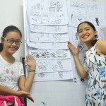 lớp học vẽ thiếu nhi manga nâng cao 4