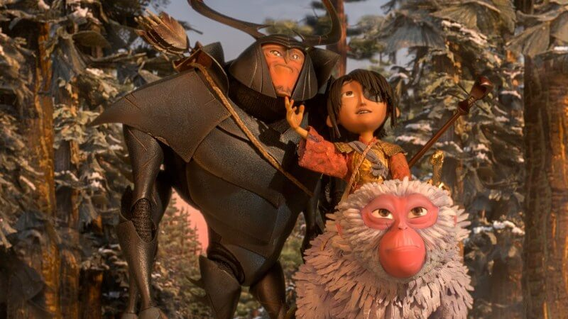 phim hoạt hình Kubo and The Strings 2