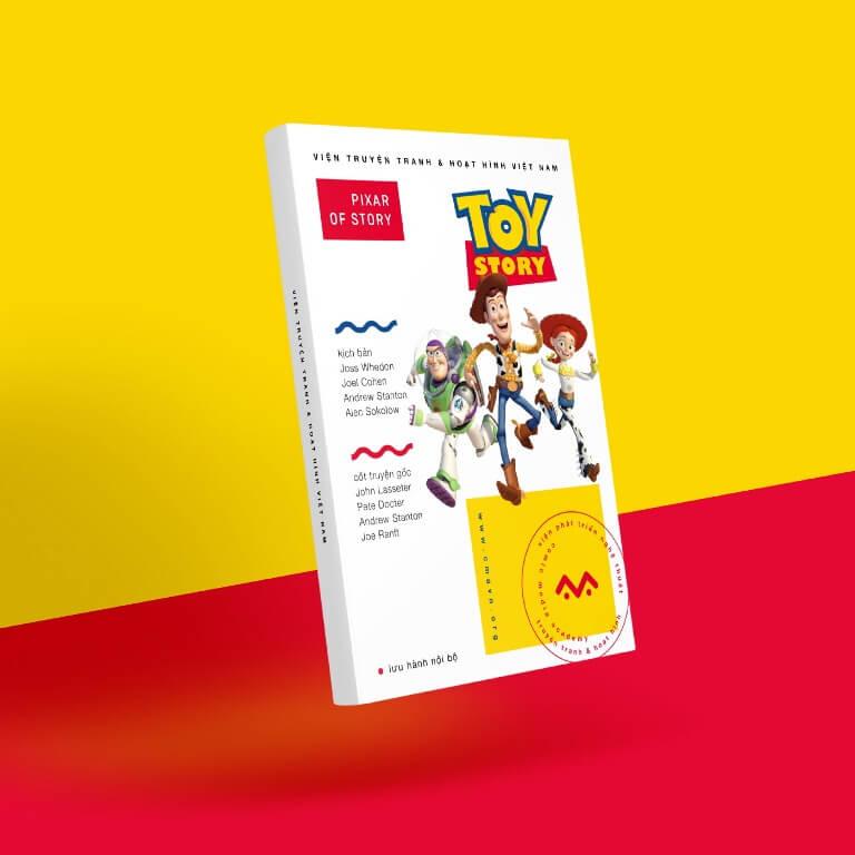 sách kịch bản phim toy story