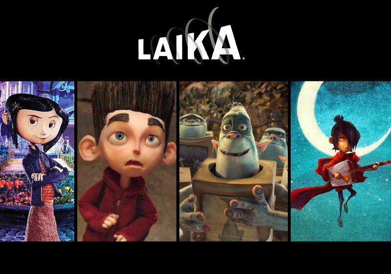 studio Laika hãng sản xuất phim hoạt hình stop motion 3