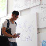 tân học viên khóa 5 Viện Truyện tranh và Hoạt hình 3