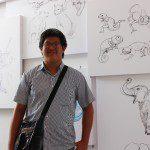 tân học viên khóa 5 Viện Truyện tranh và Hoạt hình 6