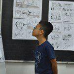 tổng kết lớp học vẽ thiếu nhi Manga nâng cao 7