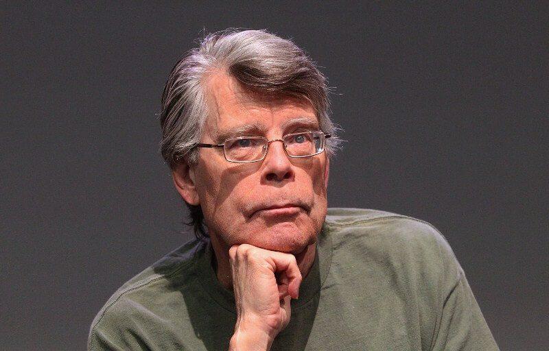 top 12 nhà văn có thu nhập cao nhất thế giới Stephen King