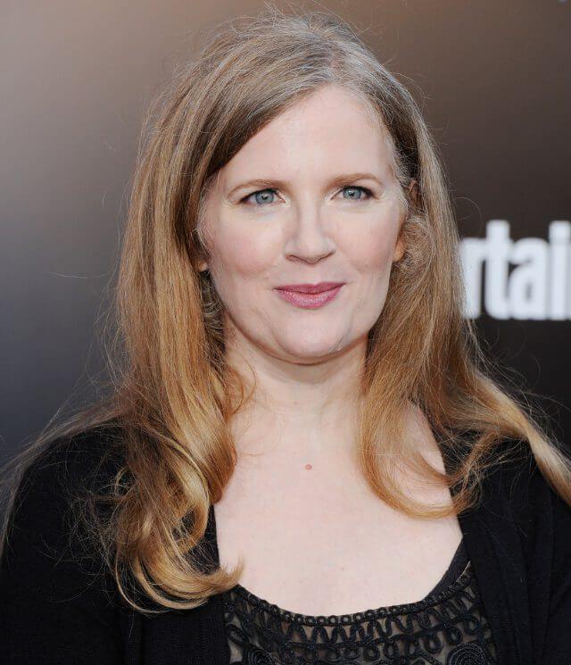 top 12 nhà văn có thu nhập cao nhất thế giới Suzanne Collins