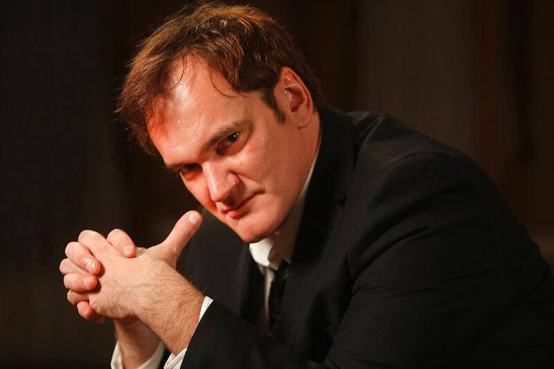 biên kịch Quentin Tarantino
