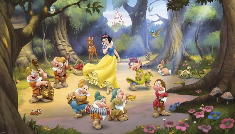 giải Oscar Phim hoạt hình hay nhất Snow White and the Seven Dwarfs