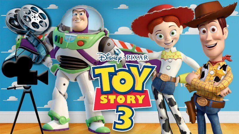 giải Oscar Phim hoạt hình hay nhất Toy Story