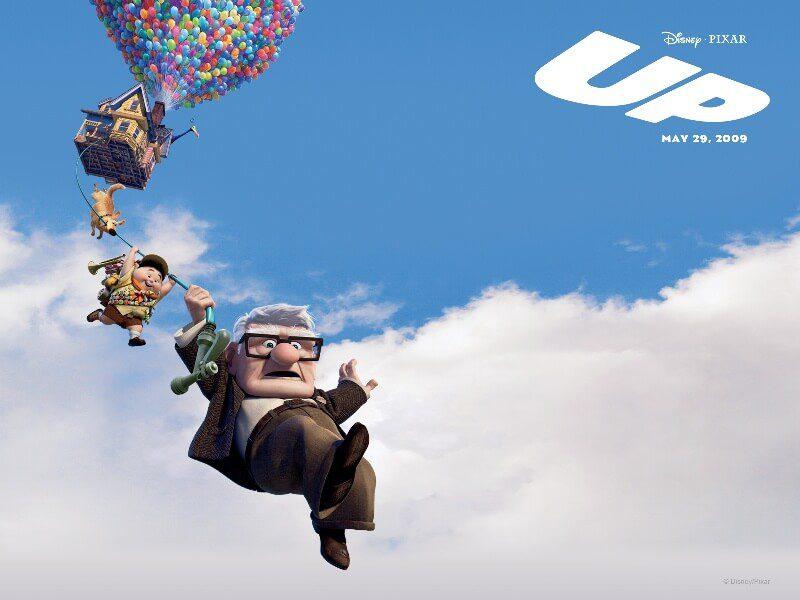 giải Oscar Phim hoạt hình hay nhất Up