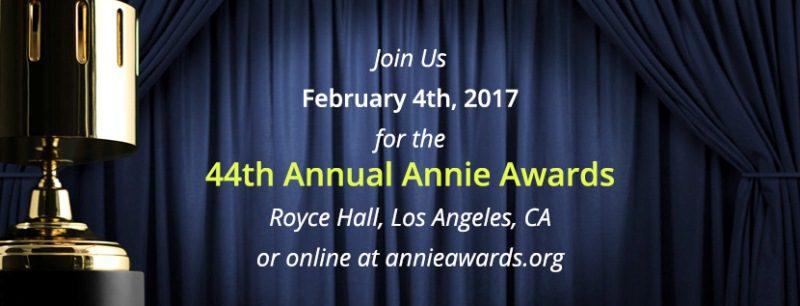giải thưởng thường niên Annie Awards lần 44