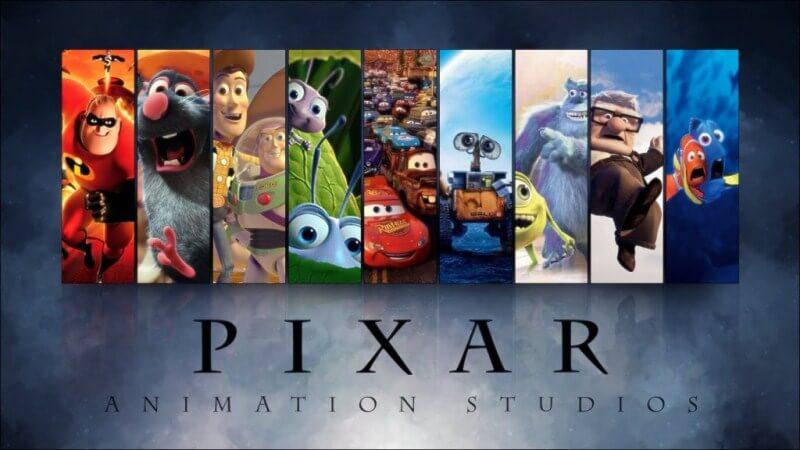 Hãng Pixar nổi tiếng với những bộ phim hoạt hình dài và ngắn