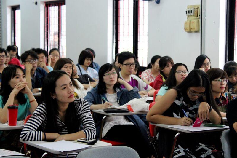 hội thảo về nghề biên kịch 5