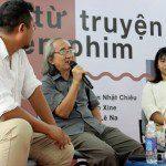 nhà nghiên cứu Phan Nhật Chiêu chia sẻ về nghề biên kịch 3
