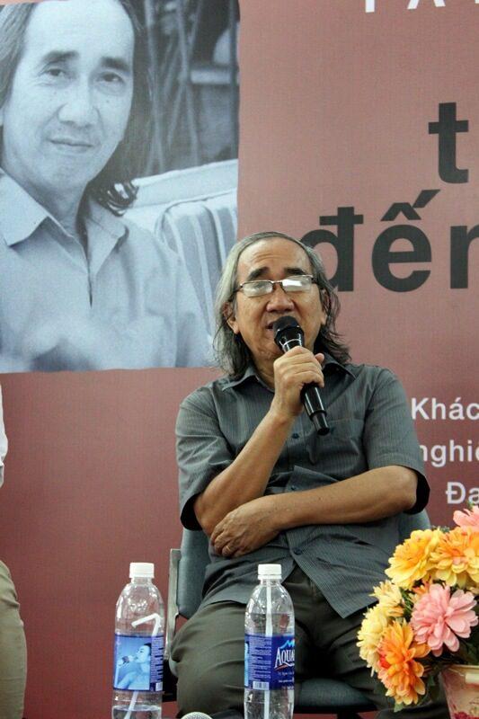 nhà nghiên cứu Phan Nhật Chiêu chia sẻ về nghề biên kịch