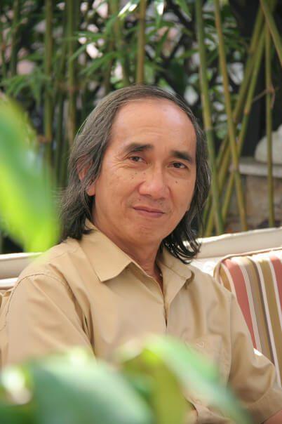 Nhà văn Phan Nhật Chiêu