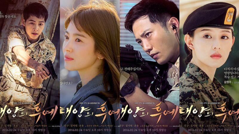 phim Hậu duệ mặt trời biên kịch Kim Eun Sook