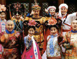 phim Hoàn Châu Công Chúa biên kịch Quỳnh Dao