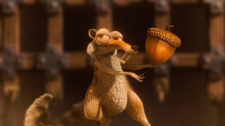Phim hoạt hình No Times For Nuts
