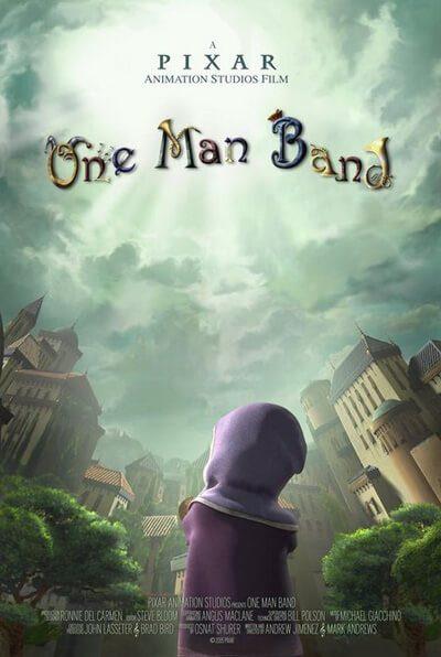 phim hoạt hình One Man Band