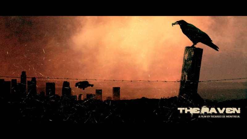 phim hoạt hình The Raven