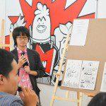 thuyết trình đồ án cuối khóa lớp vẽ truyện tranh cấp tốc 10
