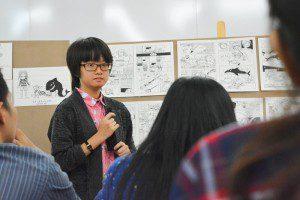 thuyết trình đồ án cuối khóa lớp vẽ truyện tranh cấp tốc 11