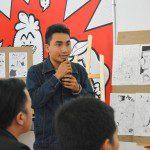 thuyết trình đồ án cuối khóa lớp vẽ truyện tranh cấp tốc 2
