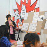 thuyết trình đồ án cuối khóa lớp vẽ truyện tranh cấp tốc 7