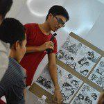 thuyết trình đồ án cuối khóa lớp vẽ truyện tranh cấp tốc 9