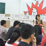 tổng kết lớp vẽ truyện tranh cấp tốc khóa 3 5