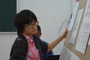 triển lãm cuối khóa lớp vẽ truyện tranh cấp tốc khóa 3 15