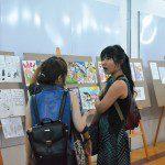 triển lãm cuối khóa lớp vẽ truyện tranh cấp tốc khóa 3 20