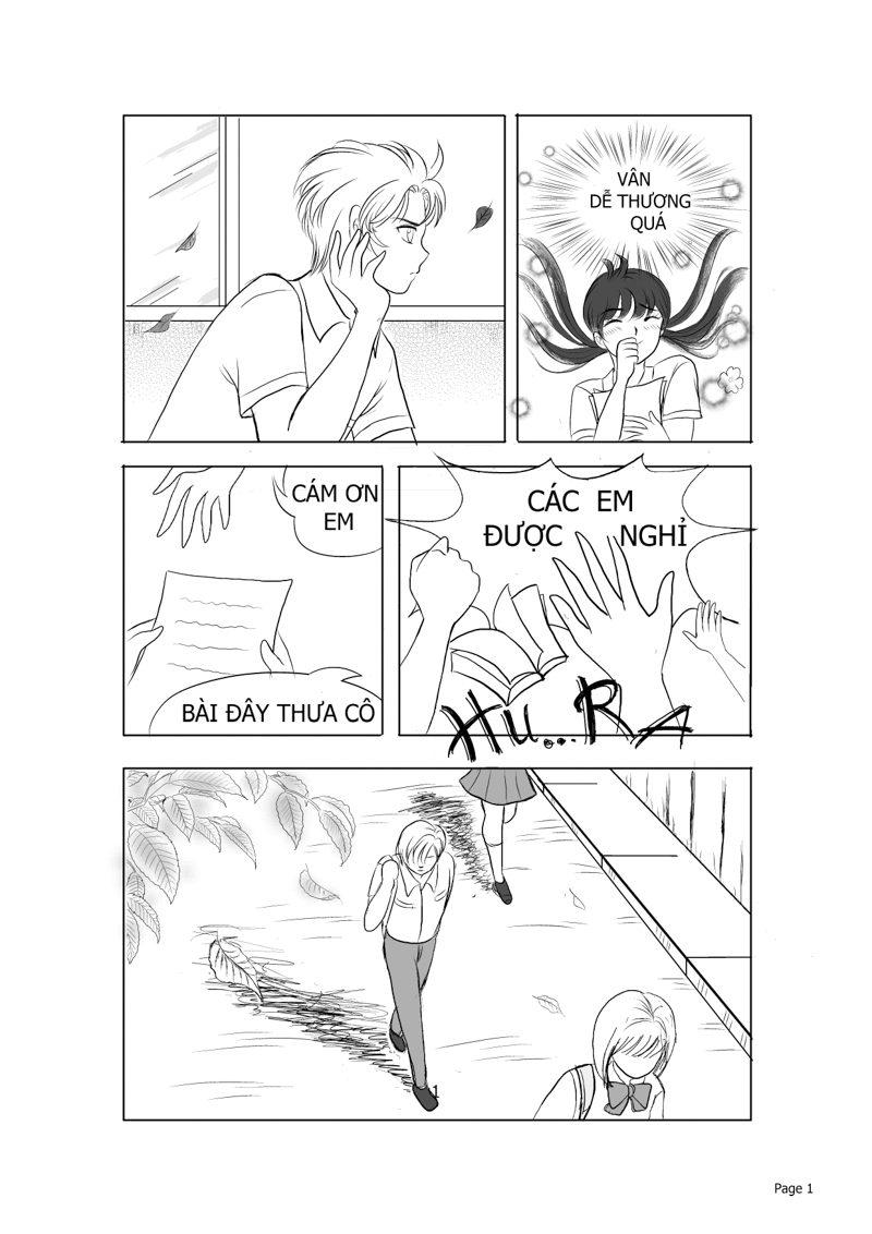 truyện tranh Me X2 2