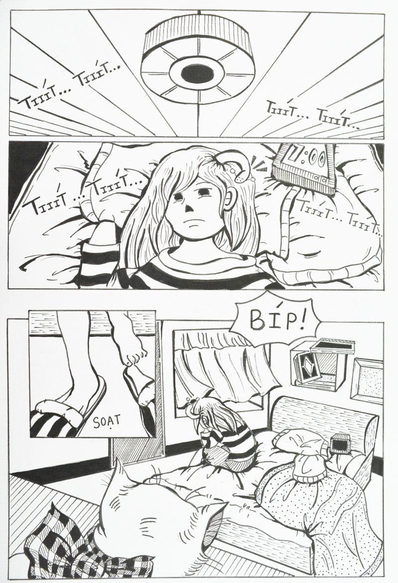 truyện tranh Biển Lòng 001