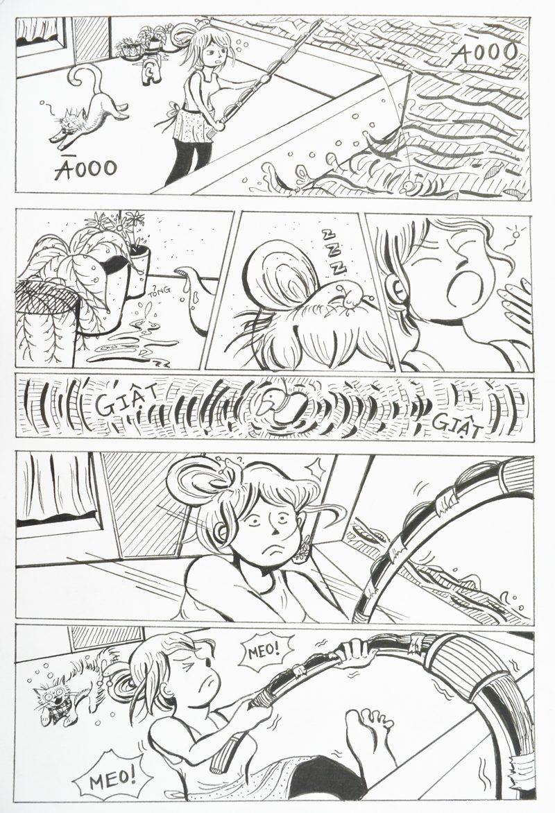 truyện tranh Biển Lòng 006