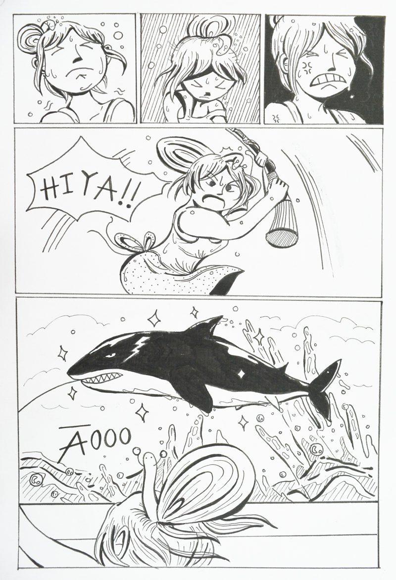 truyện tranh Biển Lòng 007