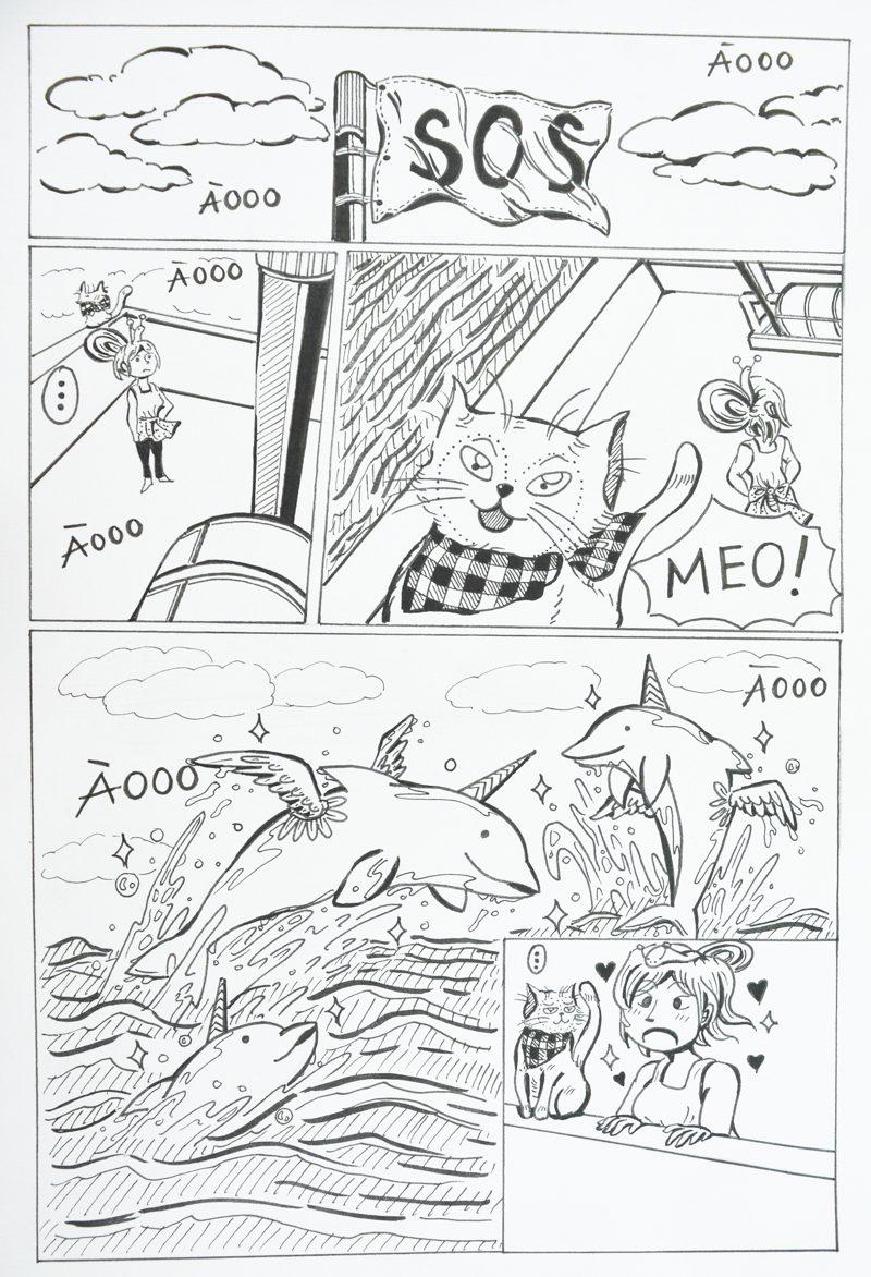 truyện tranh Biển Lòng 009