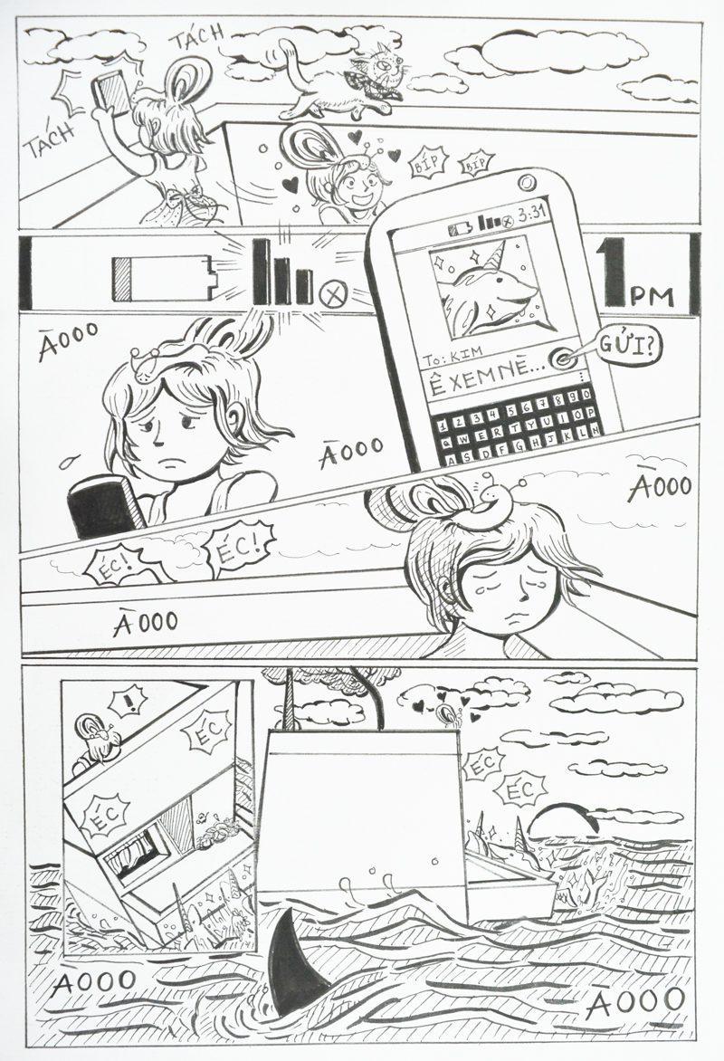 truyện tranh Biển Lòng 010