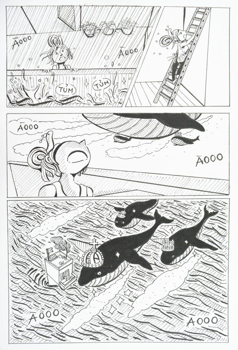 truyện tranh Biển Lòng 012