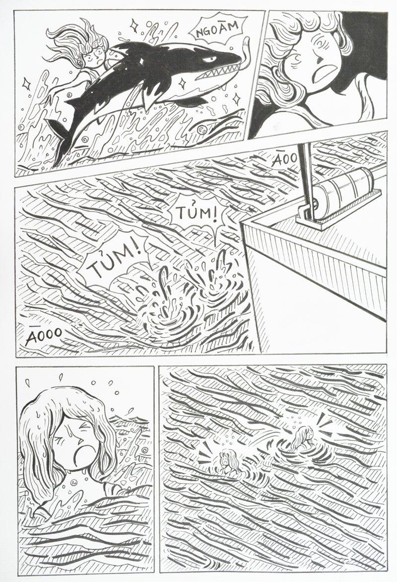 truyện tranh Biển Lòng 015