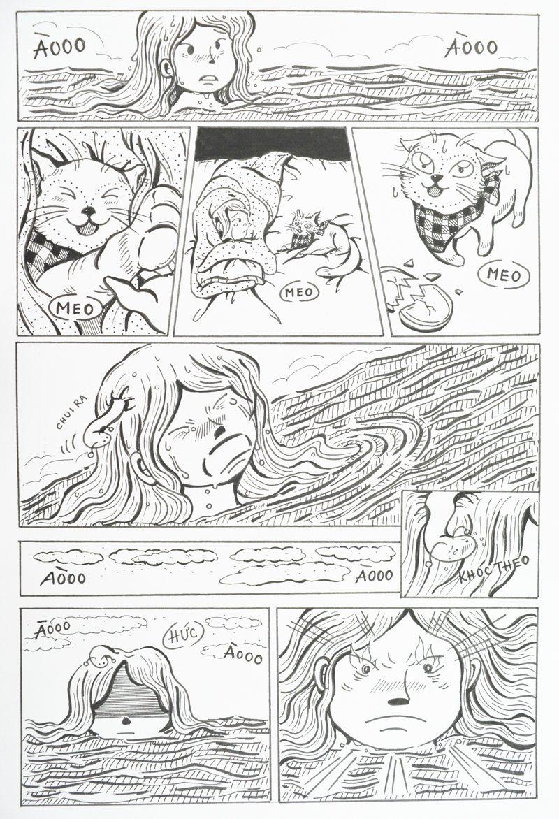 truyện tranh Biển Lòng 016