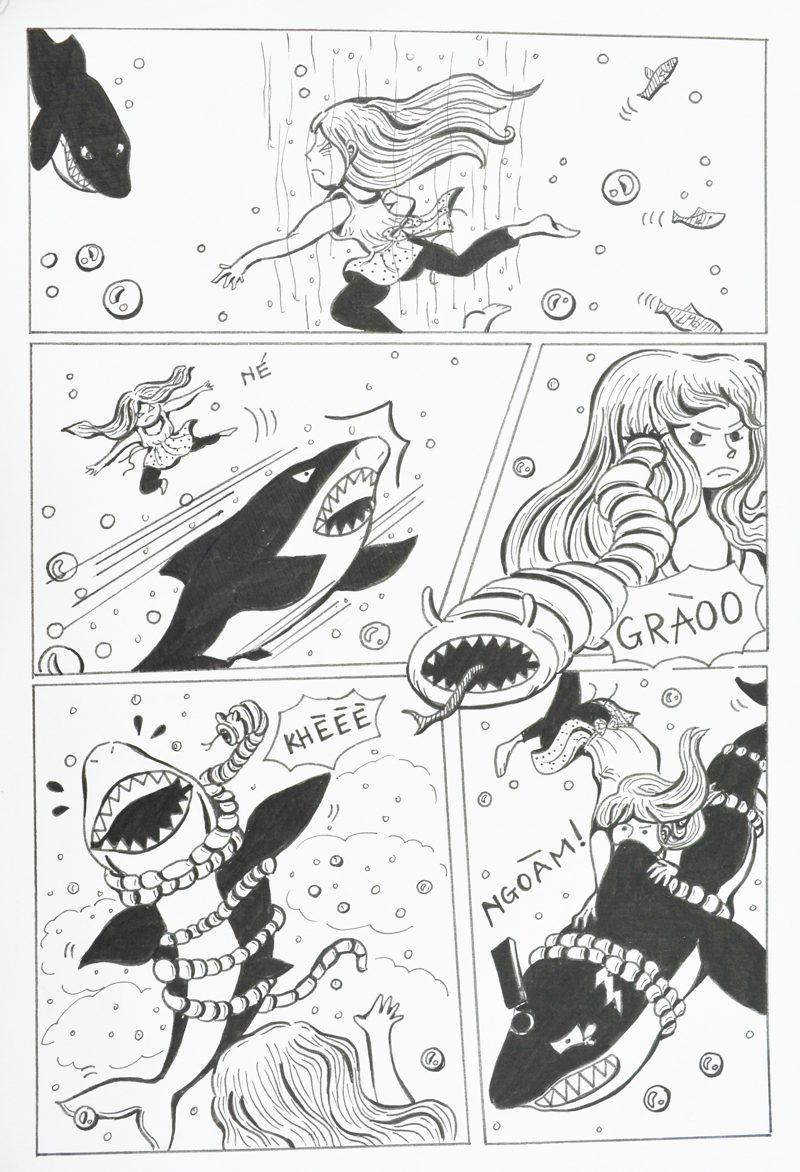 truyện tranh Biển Lòng 017